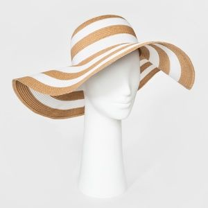 Women's Floppy Hat - A New Day Tan
